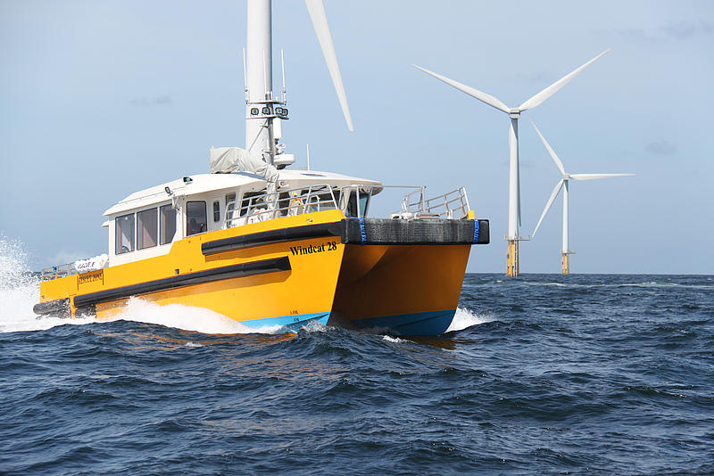 FRS Windcat Offshore Logistics Windcat 28.